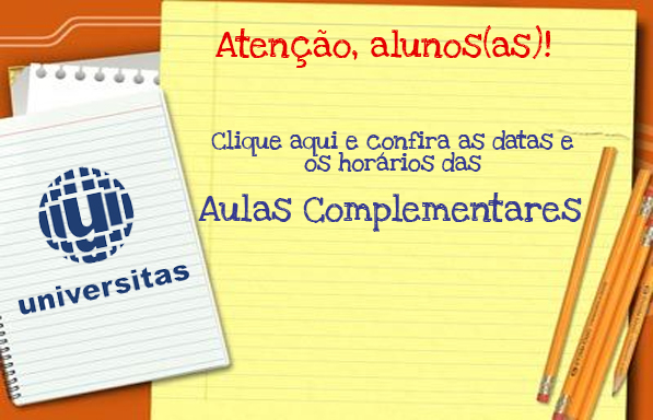 Aulas Complementares
